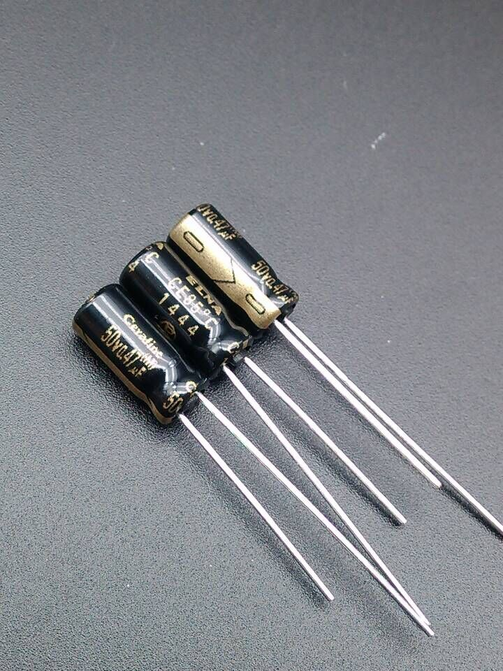 10pcs/30pcs The New Spot In Accordance With ELNA ROA Cerafine 0.47uF/50V Authentic Audio Electrolytic Capacitor Free Shipping