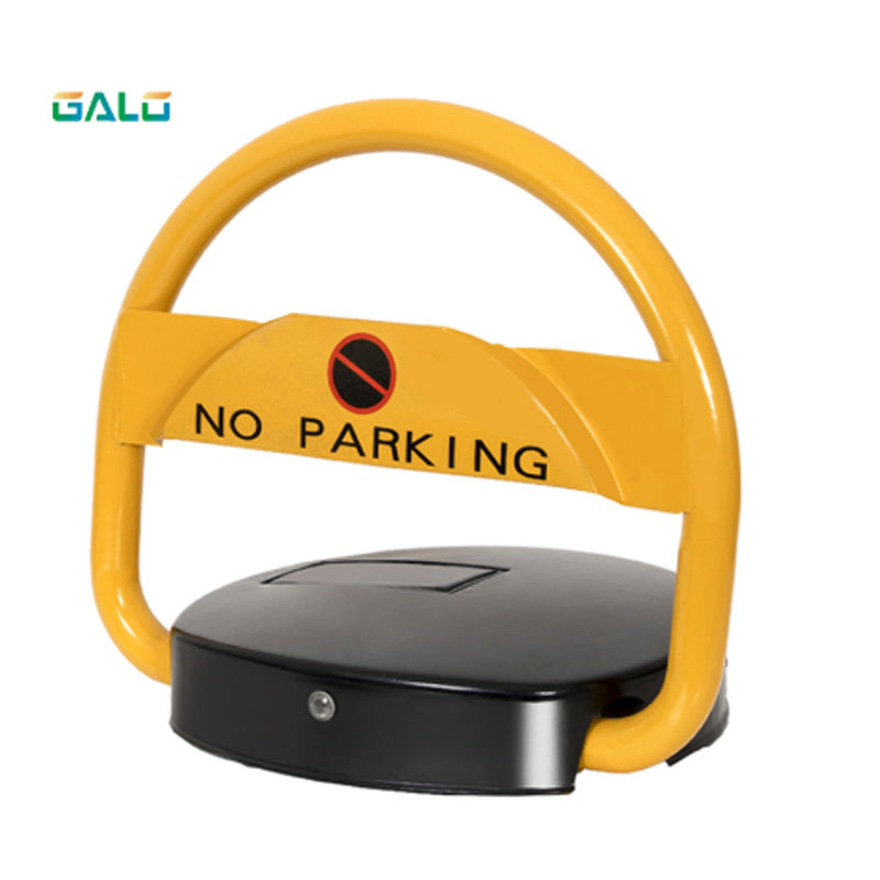 Energy Saving Environmental Protection Steel Remote Automatic Cheap Price Solar Power Car Solar Parking Lock