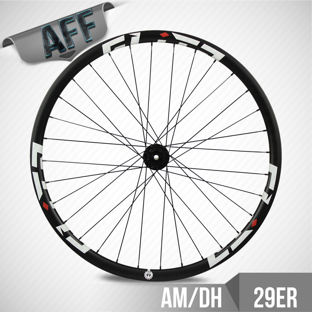 ELITE 29er Mountain Bike Wheels 40mm Wider Better Stiffness For MTB All Mountain/Downhill AM/DH/Enduro With DT350S MTB Hub