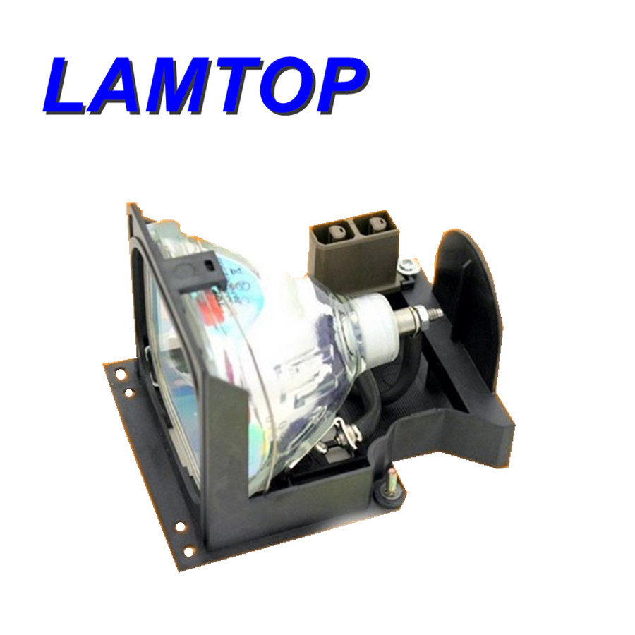 Compatible projector lamp with housing VLT-X70LP fit for  LVP-X70B LVP-X70BU LVP-X70U new wholesale vlt xd600lp projector lamp for xd600u lvp xd600 gx 740 gx 745 with housing 180 days warranty happybate