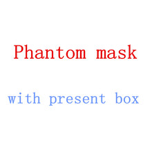 With Present Box Newest Phantom Training Fitness Mask Black Model For Training Sport GYM MMA to Build Your Body  Mask 2.0