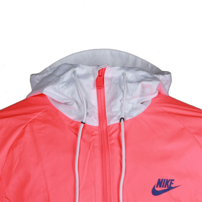 US $92.66 18% OFF|Original New Arrival 2018 NIKE Men's Woven Jacket Hooded Sportswear in Running Jackets from Sports & Entertainment on AliExpress