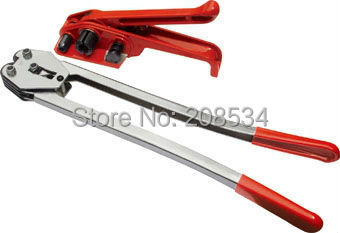 Free Shipping! SD330 Hand strapping tools for Polyester strip ,manual strapping tensioner+sealer for 19MM PP/PET Strap цена 2017
