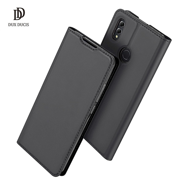 For Huawei Honor 8X Honor8X Case Cover Dux Ducis PU Leather Flip...