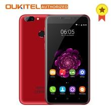 Oukitel U20 Plus Smartphone 5,5 zoll IPS FHD MTK6737T Quad Core 13MP Dual Back Kamera 2 GB + 16 GB Android 7.0 4G Mobile telefon
