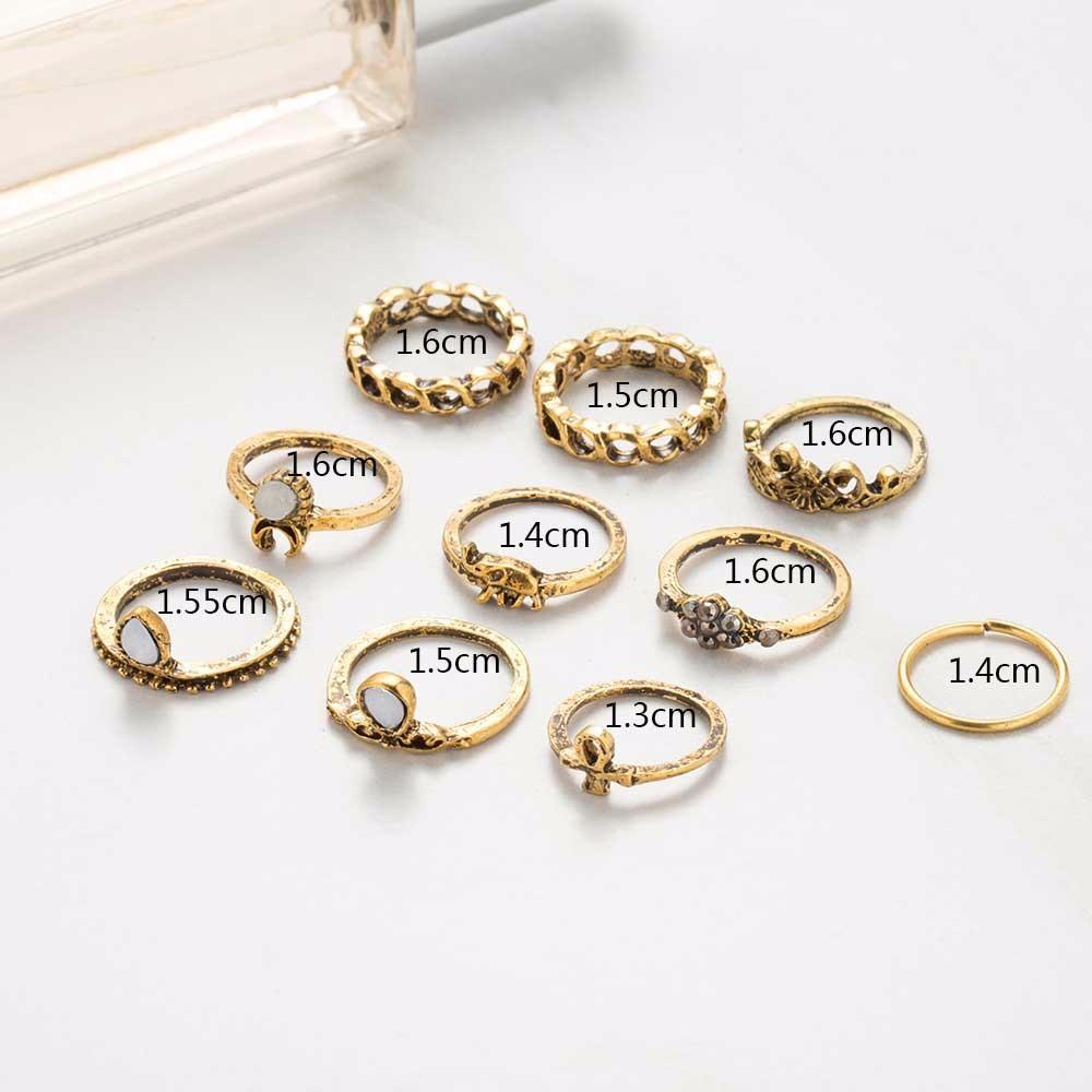 HTB1Q2gkOXXXXXaLXFXXq6xXFXXXt 10-Pieces Unique Vintage Carved Spirituality Knuckle Ring Set For Women - 2 Colors