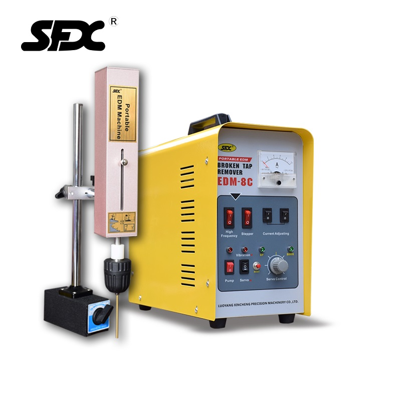 US $1580 0 |SFX Portable Electrical Discharge Machine, High Power Portable  EDM for Broken Screw-in Wire EDM Machine from Tools on Aliexpress com |