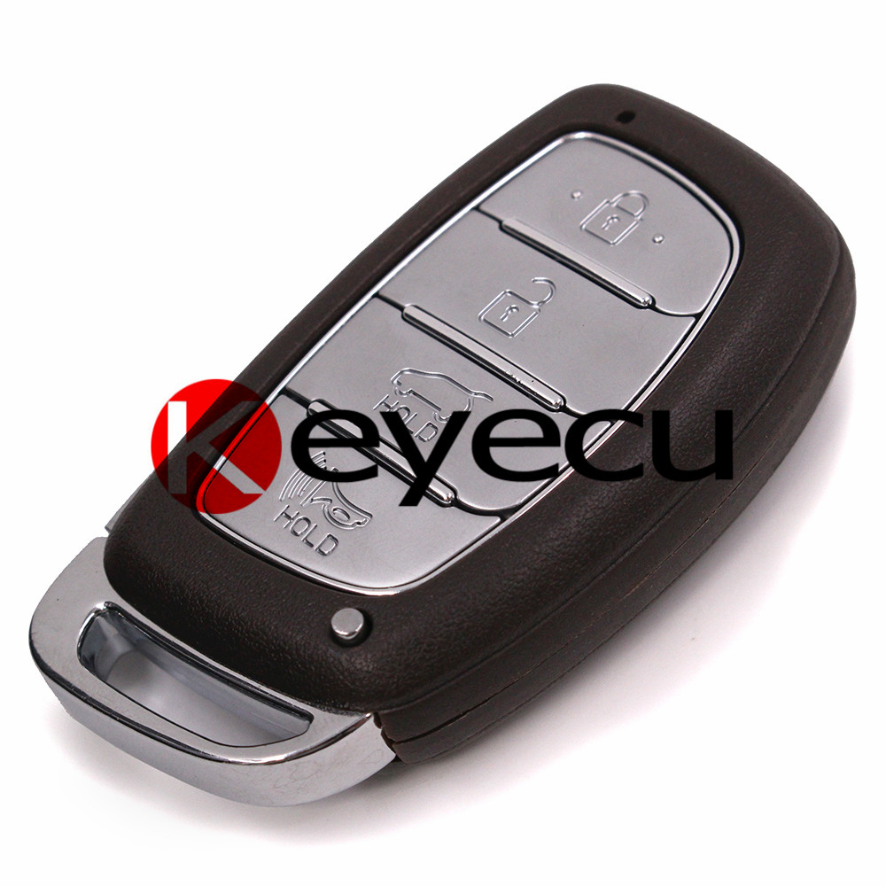 Remote Key Keyless Entry Fob 4 Button 433MHz PCF7945 for Hyundai IX35 2013+ FCC:2S600