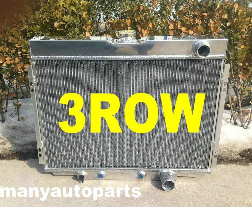 1969 Fairlane Aluminum Radiator 1967 68 69 70 Ford Mustang 67 1968 Ranchero
