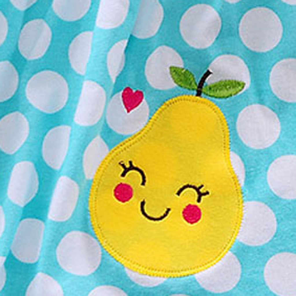 Toddler Cute Baby Cotton Flower Children Dot Striped Tees Dress T-Shirt Vest dress for girls fluffy dress elegant for girls