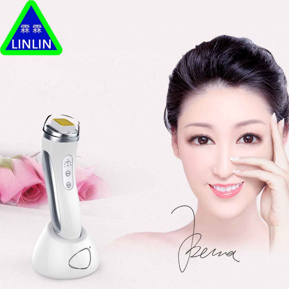 LINLIN  Facial wrinkle firming Maggie ultrasound knife into the instrument thermal RF RF household beauty instrument