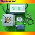 100W LED driver+ 100W UV 395nm led +heatsink+ 60degree Lens with Reflector Collimator 5kit