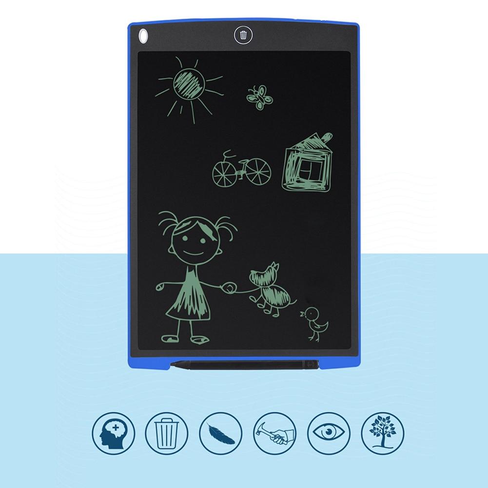 12-inčni digitalni LCD pisač E-Writer pisač bez papira Pisanje tableta Crtanje rukopisa jastučići