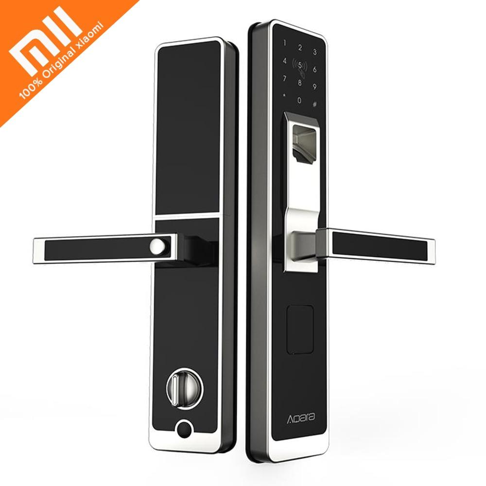 Original Xiaomi Aqara Smart Door Touch Lock Digital
