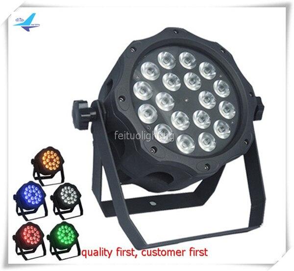 (12lot/CASE)led par light stage lighting 24x15w rgbwa 5in1 par 64 led wash light outdoor flight case
