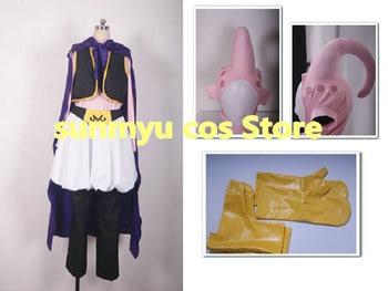 Free Shipping!Dragon Ball Z Majin Buu Cosplay Costume,Size customizable Halloween Wholesale