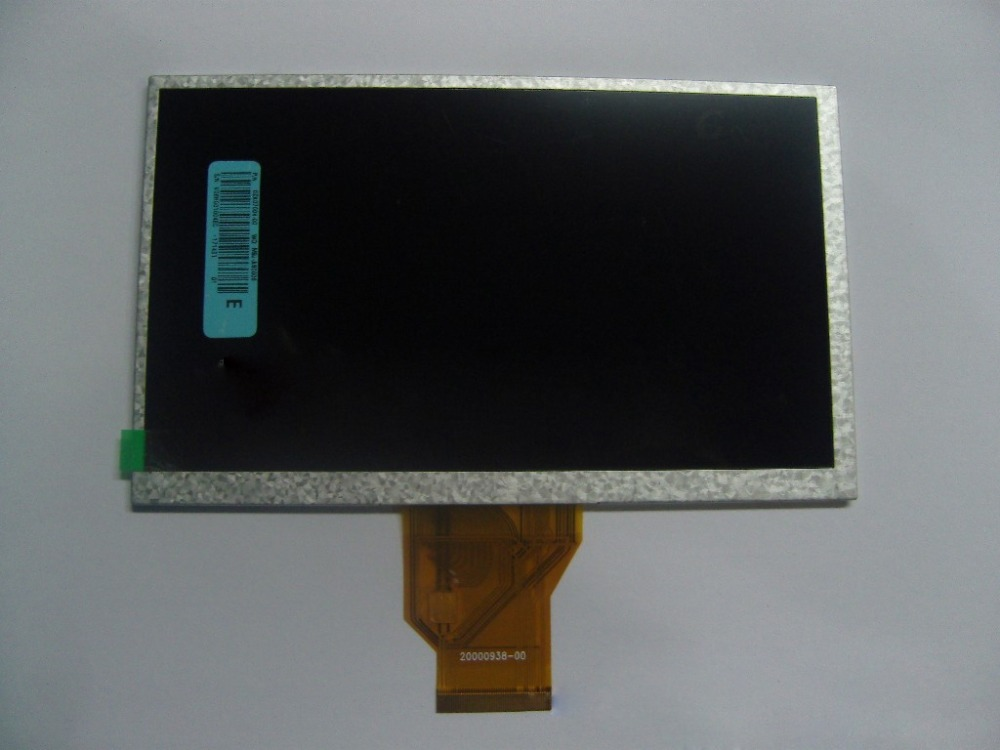 цена на New 7 Inch Replacement LCD Display Screen For Ritmix RBK-420 tablet PC Free shipping