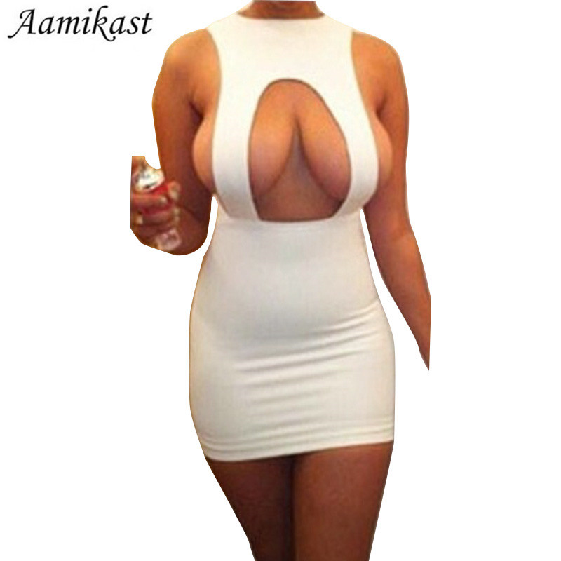 Vendaje Sexy Club Dress 2019 Mini Vestdio Summer Women Vestidos de - Ropa de mujer - foto 2