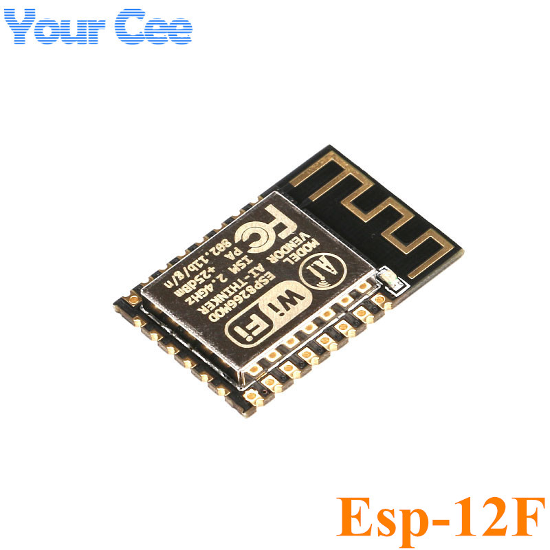 1PCS ESP-12F (ESP-12E upgrade) ESP8266 Remote Serial Port WIFI Wireless Module ESP8266