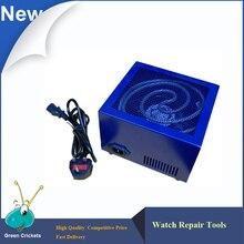 Excelente Calidad 220 V Reloj Reparación Secadora, sistema secador desecante Deshumidificador Eléctrico para Reloj y Joyería