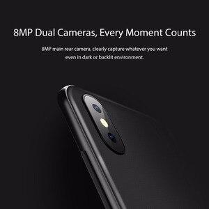 """Image 5 - BLACKVIEW A30 telefon 2GB RAM 16GB ROM Smartphone 5.5 """"19:9 wyświetlacz pełny ekran MT6580A czterordzeniowy 8MP Android 8.1 3G telefon komórkowy"""