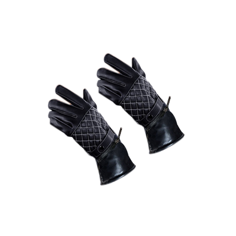 ФОТО Smart Electric Heat Gloves Outdoor Ski Sport Lithium Battery Self Heating Finger/Palm/Hand Back Rechargeable Heated Gloves