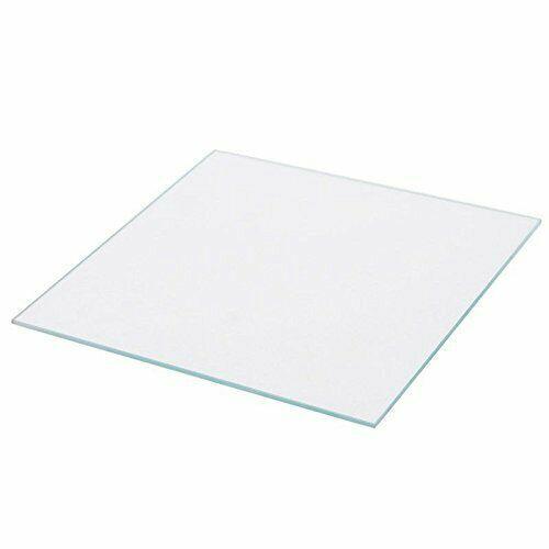 260x260x 3 mm / 260x260x4 mm Borosilicate Glass Plate for 3D Printer Boro Glass Bed ( 260x260x3/4mm Square )