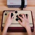 8 Bitdo Remote Controller Precision Wireless Black Retro Receiver For NES Newest 2016