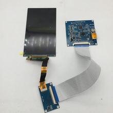 5.5 pouces 2560*1440 2 K écran LCD LS055R1SX04 + HDMI à MIPI pilote contrôleur S2.2 pour imprimante 3d SLA NanoDLP Thingiverse TOS