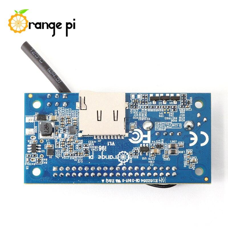 Orange Pi i96 256MB Cortex-A5 32 бит с wifi и Bluetooth