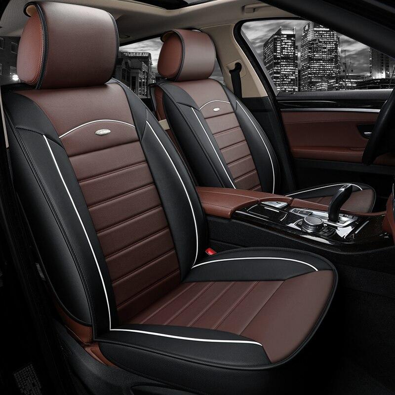 Set copertura di sede dell'automobile Per bmw e36 vesta lada granta chevrolet lacetti opel zafira auto accessori auto-styling auto sedili Protector
