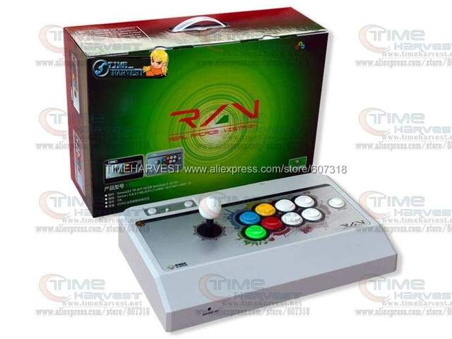 Us 139 0 Xbox One Joystick Controller Button Arcade Professional Fighting Joystick With Original Sanwa Joystick And Button In Coin Operated Games