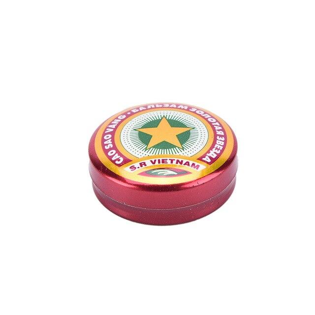 Золотая Звезда бальзам мазь для головной боли головокружение насекомых укусы тепла