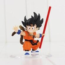 Son goku Childhood Dragonball Dragon Ball Z PVC Action Figure font b Toy b font with
