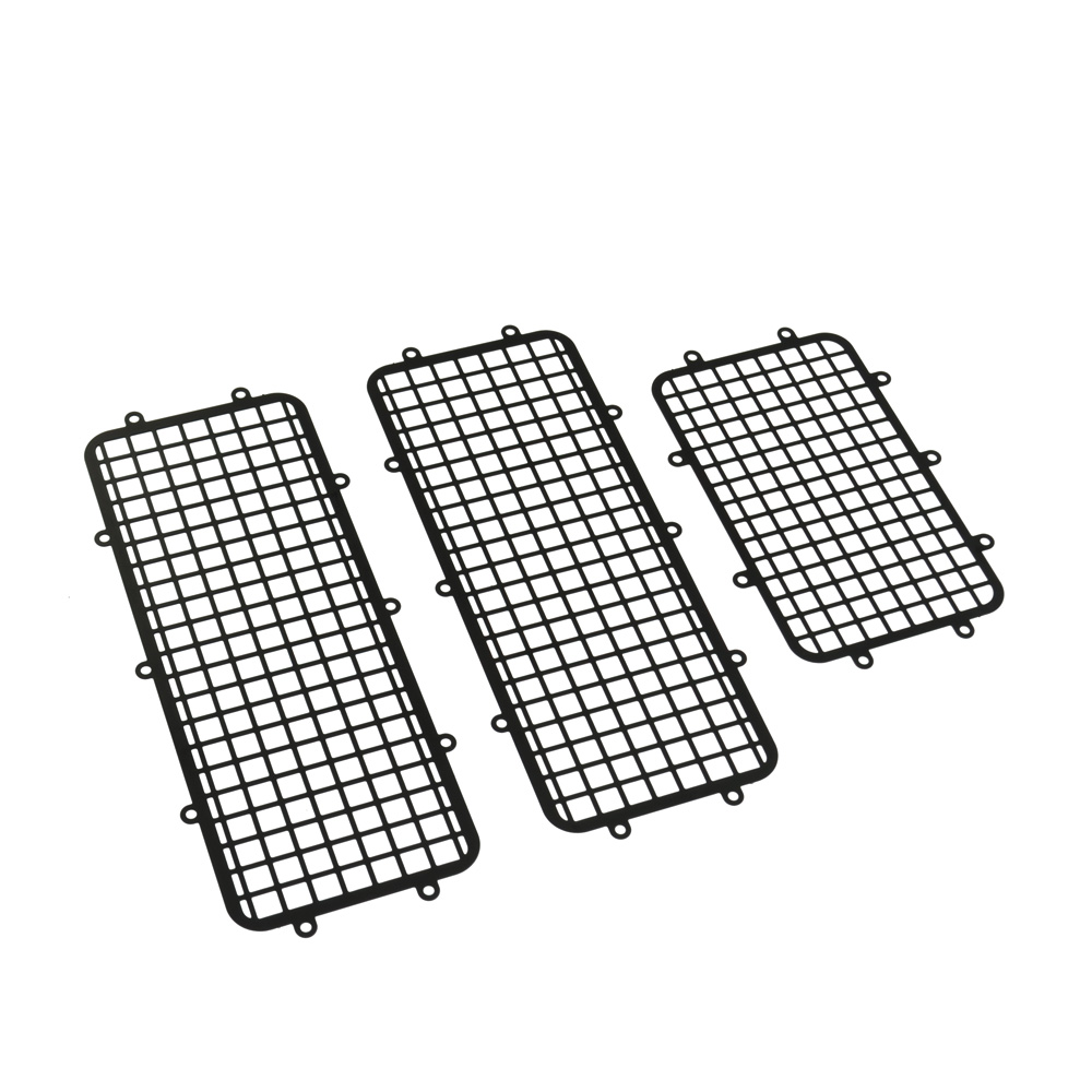RC Crawler Window mesh უჟანგავი ფოლადის - დისტანციური მართვის სათამაშოები - ფოტო 3