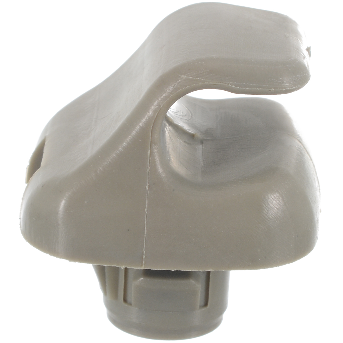 ESden compatibile con Honda Accord Civic CRV colore: Grigio Supporto per aletta parasole con clip