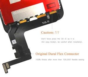 Image 4 - Pour iphone 8 Plus écran LCD 100% testé pour le remplacement OEM avec assemblage de numériseur avec écran tactile 3D pour iphone 8 Plus LCD