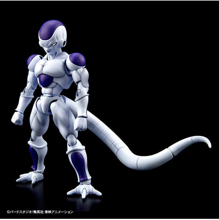 Original Bandai Tamashii Nations Figura-rise Montagem Padrão Dragon Ball Toy Figura-Frieza (Forma Final) modelo de plástico