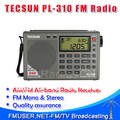 Freeshipping+ wholesale TECSUN PL-310 FM/ AM/ SW/ LW DSP WORLD BAND RADIO PL310 portable synthesized Radio receiver