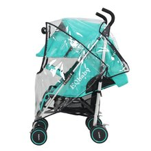 Infant Baby Buggy Cover White Pushchairs Protector Infant Kids Outdoor Stroller Pushchair Mosquito Insect Net Mesh