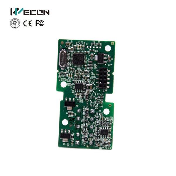 ФОТО WECON 2 thermal resistance input,2 analog output LX3V-2PT2DA-BD