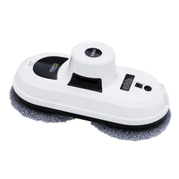 220V Full Automatic Intelligent Robot Window Cleaner With Remote Control Window Treasure UPS Electrical Storage Devices