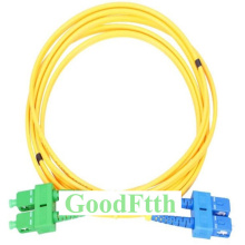 Fiber Optic Patch Cord Jumper SC/UPC-SC/APC SC/APC-SC/UPC SM Duplex GoodFtth 1-15m