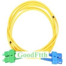Patch Cord in fibra di SC/APC SC/UPC SM Duplex GoodFtth 1 15m