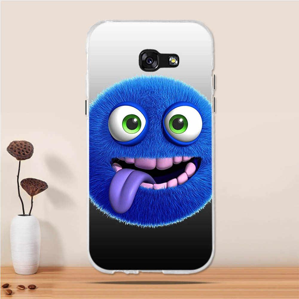 Case For Samsung Galaxy A8 2018 A5 A3 2016 A5 2017 Case Cover Silicone Fundas for Samsung Galaxy A5 A3 2016 Cover Case TPU Coque