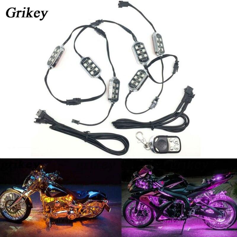 Light Controller For Motorcycles: Aliexpress.com : Buy RGB LED Light Car Interior Light