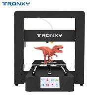 TRONXY 3D X6A PRO 3d принтер Модернизированный Cmagnet сборная пластина возврат сбоя питания печать DIY комплект средняя мощность питания