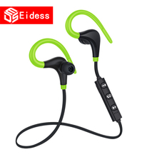 Bluetooth Headset Wireless Headset Stereo Headphones Sports Magnetic Earphones with Microphone for xiaomi All Mobile Phones недорго, оригинальная цена