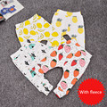 Ins crianças roupas meninos meninas calças do bebê calças harem pants algodão coruja