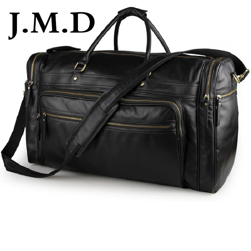 J.M.D Handbags Messenger-Shoulder-Bag Men Men's 7317 New-Arrival 100-%